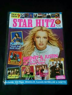 Star Hitz Fan Page, Britney Spears, Magazine Covers, Maybelline, Poster, Brithney Spears, Billboard