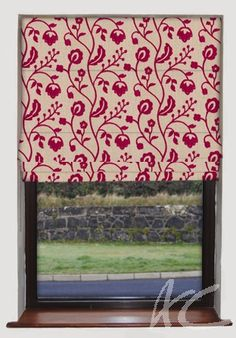 #tulips #Embroidered #Curtains #Fabric