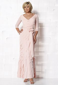Cameron Blake | Mother of the Bride Dress I would wear this to get married in for a simple wedding :-)