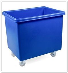 Ordinaire Wheeled Storage Bins Containers