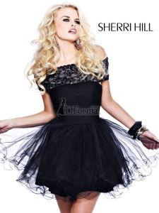 Sherri Hill 2012 Prom Dress 2844