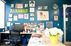 In the office with Michelle Kohanzo, Managing Director at The Land of Nod