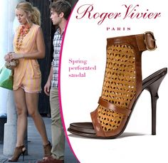 perforated heels love !