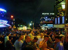 Ayia Napa Cyprus Nightlife