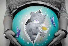 Pinturas Embarazadas