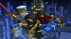 LEGO Ninjago Rebooted: Official 2014 Trailer