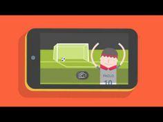 GoalShouter - spot in HD