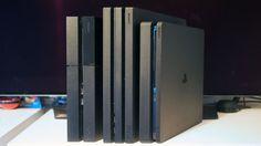 Wat zijn de PS4 Pro afmetingen?