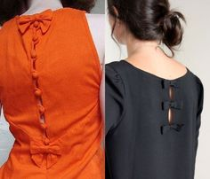 Looking for latest back neck designs for kurtis? Here are 15 super stylish back neck patterns for you to try and stay in trend. Salwar Designs, Kurti Back Neck Designs, Chudidhar Neck Designs, Kurti Sleeves Design, New Kurti Designs, Kurta Neck Design, Neck Designs For Suits, Sleeves Designs For Dresses, Neckline Designs