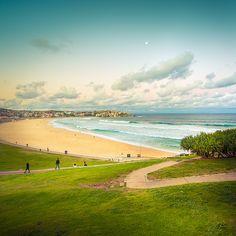 Bondi Beach, Sydney, Australia ...... within a 15 minute drive of the city.