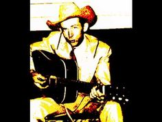 Hank Williams Leave me alone with the blues