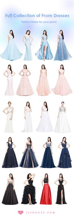 Full Collection of Prom Dresses. Perfect Dress for your prom! #promdress