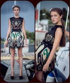 Moel Bosh dress (inspiration)