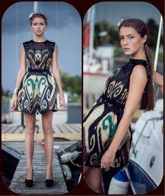 Moel Bosh dress (inspiration)