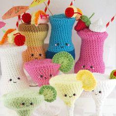 Mesmerizing Crochet an Amigurumi Rabbit Ideas. Lovely Crochet an Amigurumi Rabbit Ideas. Crochet Food, Crochet Patterns Amigurumi, Cute Crochet, Amigurumi Doll, Crochet Crafts, Crochet Dolls, Yarn Crafts, Crochet Projects, Diy Crafts