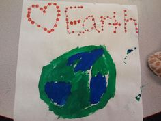 I love my earth: earth day