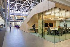 Atlassian Offices / Studio Sarah Willmer San Francisco