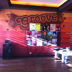 The groove train