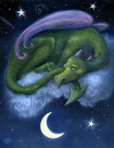 """Dragon Dreaming"""