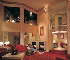 There Totally Is In This Champagne Room Pocono Mountains Pennsylvania And