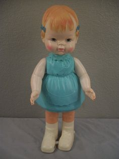Vintage Patty Pumpkin Doll Mib - Free Web Hosting