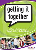 Getting it Together is published by Western Australian agency SDERA. It outlines the whole-school approach to road safety education, covering curriculum, organisation and community. This model was adopted for New Zealand.