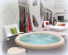 #Design per ambientazioni uniche con #softub. www.softub.it