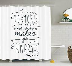 Funny Shower Curtain Inspirational Quotes Decor by Ambeso... https://smile.amazon.com/dp/B01FZDB73U/ref=cm_sw_r_pi_dp_x_glN-yb8P9YE69