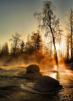 Winter wonder By Karilimatainen