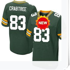 $66.00--Tom Crabtree Jersey - Nike Stitched Green Bay Packers  Jersey,Free Shipping! Buy it now:http://is.gd/ltWEUL