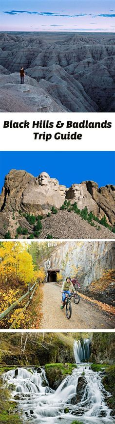 Geology and history promise all kinds of adventures in South Dakota's Black Hills and Badlands. Trip guide: http://www.midwestliving.com/travel/south-dakota/black-hills/black-hills-and-badlands-trip-guide/