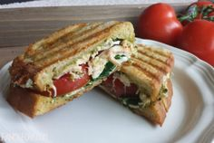 Chicken Pesto Panini | Tasty Kitchen: A Happy Recipe Community!