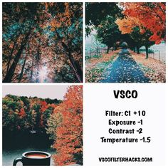 Best VSCO Filters for Travel - VSCO Filter Hacks