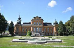 Spišský Hrhov - Park