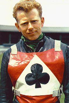 Belle Vue Speedway ace, Peter Craven...