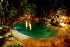 Best Hostel in Australia 2012 - Dreamtime Travellers Rest, Cairns #hoscars #australia