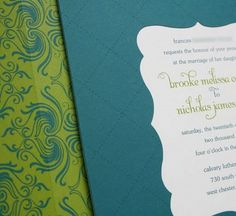 Twelve Steps to Creating DIY Wedding Invitations