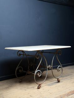 French Patisserie table from Drew Pritchard