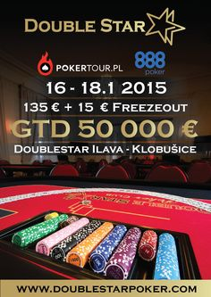 Poľská Poker Tour GTD 50 000€ 135€ + 15€ Freezout Poker, Tours