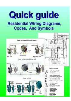 Household Electric Circuit New Wiring Diagrams Home Wiring Circuit Diagram Electrical House Wiring - TheBrontes. Residential Electrical, Electrical Code, Electrical Wiring Diagram, Electrical Outlets, Electrical Symbols, Outlet Wiring, Electrical Projects, Electrical Engineering, Electrical Installation