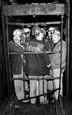 Martin Shakeshaft 1984 Strike84 - The Miner's strike in UK