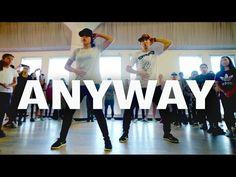 """ANYWAY"" - Chris Brown Dance | @MattSteffanina Choreography (@ChrisBrown #Anyway) - YouTube"