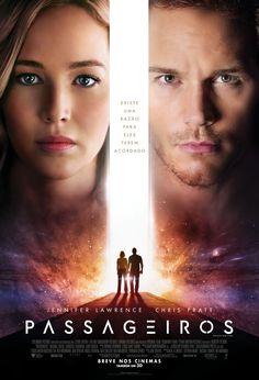 Um filme de Morten Tyldum com Jennifer Lawrence, Chris Pratt, Michael  Sheen, Laurence d00d38e542