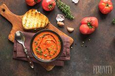Polievka, akú ste ešte nejedli. Paradajkovo-paprikový krém sa stane vaším obľúbeným Chana Masala, Ethnic Recipes, Food, Essen, Meals, Yemek, Eten