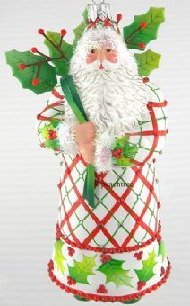 Patricia Breen, Great Woods Claus, Holly 2013