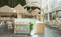 Tucked away on the quiet banks of the Yarra River in Abottsford, the latest addition to Melbourne's daytime dining landscape is the curiously titled Kitty Burns. All blonde wood, daylight, foliage and the right amount of pastel, local practice Baisol...