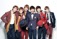 #Boyfriend(band) #Kpop