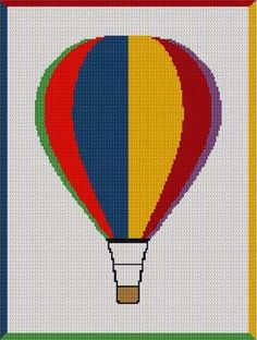 Crochet Hockey Afghan Pattern : Chella Crochet My Lucky HOCKEY Blanket Afghan Crochet ...
