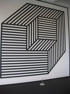1000 images about sol lewitt on pinterest wall drawing for Minimal art sol lewitt