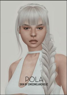 Pola skin by sims 4 cc sims, the sims και s Sims 4 Game Mods, Sims Mods, Sims 4 Cas, My Sims, Living Room Sims 4, Clare Siobhan, The Sims 4 Skin, Sims 4 Cc Shoes, Sims 4 Cc Makeup